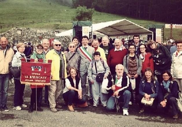 I cremonesi al Col del Lys il 6 luglio, presente anche Galimberti