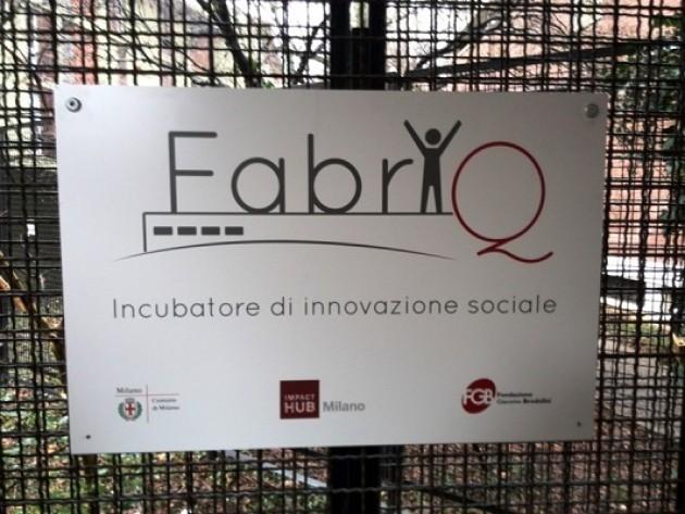 Milano a Quarto Oggiaro si diventa imprenditori sociali con Fabriq