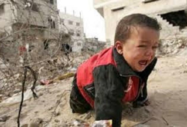 In Israele e Palestina : un nuovo ciclo di violenze e stanno morendo sempre più bambini