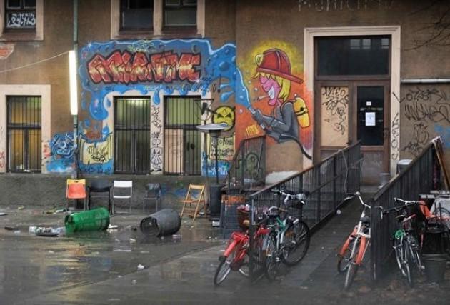 Milano, illegalità diffusa alla Festa della Cannabis dello ZAM
