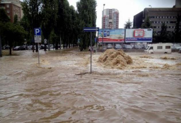 Lombardia: approvato odg del M5S dopo esondazioni del Seveso