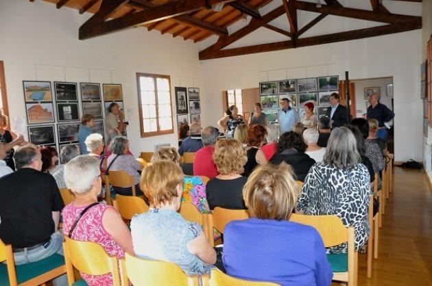 Presentata la mostra del fotografo cremonese Francesco Pinzi  a Tolosa