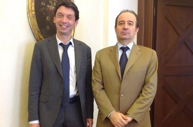 Cremona Galimberti incontra il Rettore dell'Università Cattolica: Fondamentale creare sinergie