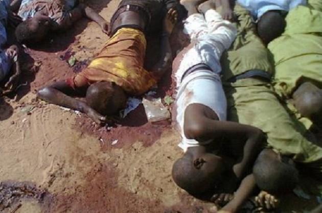 Nigeria, immagini terribile coinvolgono l'esercito in crimini di guerra