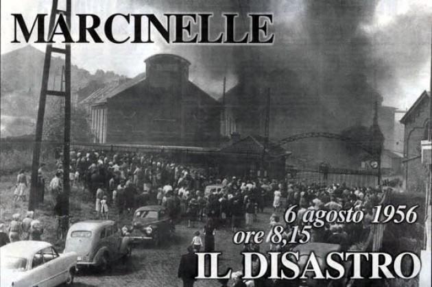 Nel ricordo di Marcinelle: persero la vita 26 2minatori italiani