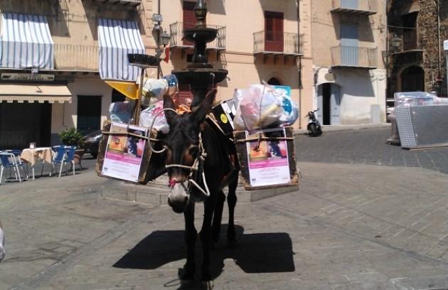 Il Cremonese Riccardo Benassi espone a Castelbuono (Palermo)