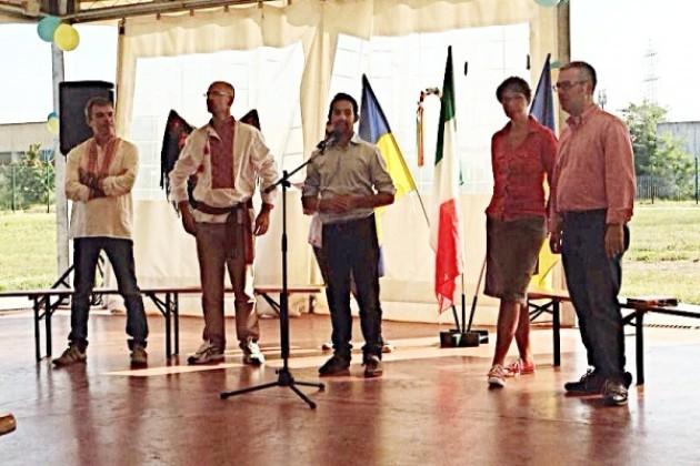 Ucraina. Cazzulani, con l'Ucraina non perché 'filoucraino', bensì europeo e 'filorusso'