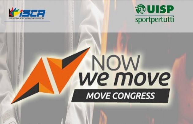 Il Move Congress a Roma dal 22 al 25 ottobre: qual è il futuro dello sport sociale e per tutti in Europa e nel mondo? (video)