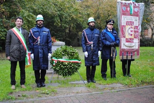 Al Parco dei Caduti di Nassiriya di Cremona celebrata la giornata della memoria