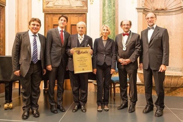 La proposta di Luca Burgazzi: Cremona liutaria si gemelli con Füssen (telefonata)