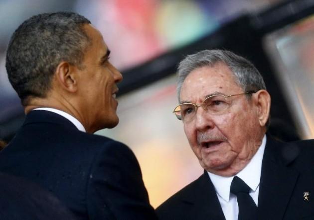 Politica USA: Obama toglie l'embargo a Cuba per passare alla storia ed aiutare la Clinton