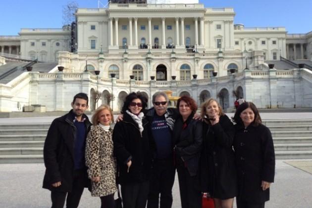 Le Commissioni Fundraising e Lingua & Cultura di Filitalia a Washington DC