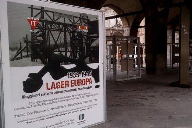 Da Cremona a Milano, anche il Torriani alla mostra di Francesco Pinzi