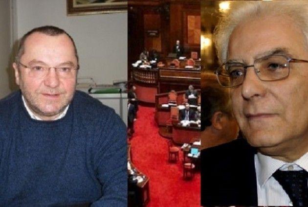 Sergio Mattarella: baluardo delle istituzioni democratiche| Sen. L.Pizzetti
