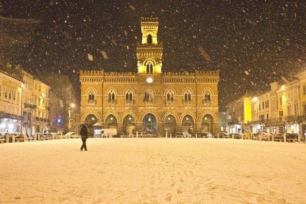 Emergenza neve Casalmaggiore: Per il sindaco tutto bene per l'opposizione NO !