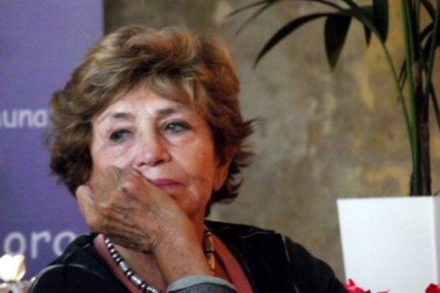 Arriva Luciana Castellina, mercoledì con Arci Cremona e Circolo Arcipelago