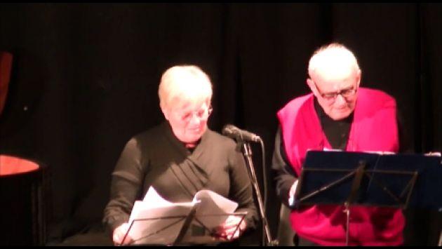 Evento-recital delle poesie in lingua cremonese di Emilio Zanoni
