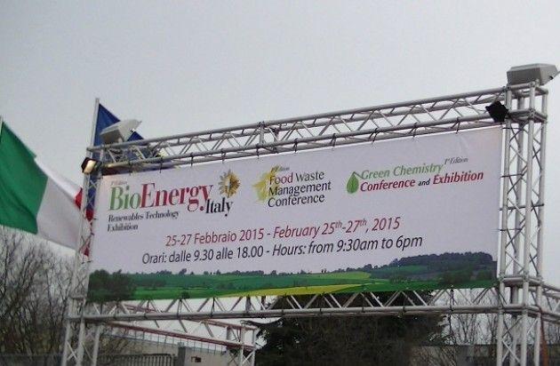 A Cremona chiusa la fiera BioEnergy Italy (video)