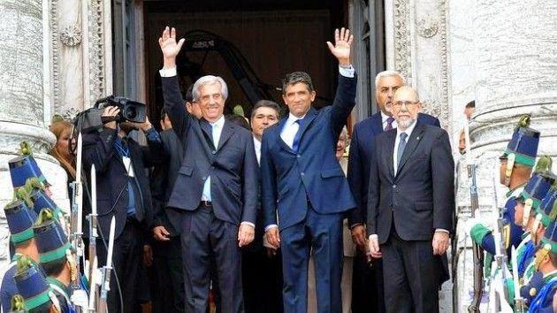 Insediata la nuova Presidenza dell'Uruguay. In sud America la sinistra continua a vincere