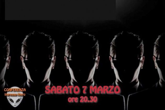 Tra cospirazioni e complotti, sabato una conferenza del Gruppo UFO Cremona