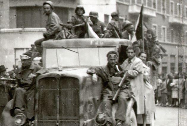 Bandiere sul Torrazzo. Aprile 1945:i giorni della Liberazione a Cremona