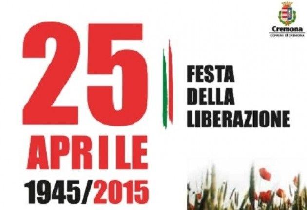 25 aprile, 70° della Liberazione a Cremona Galimberti presenta il programma (video)