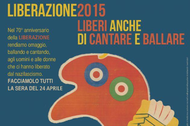 A Cremona 'Liberi anche di cantare e di ballare', venerdì sera in Piazza Roma con Arci
