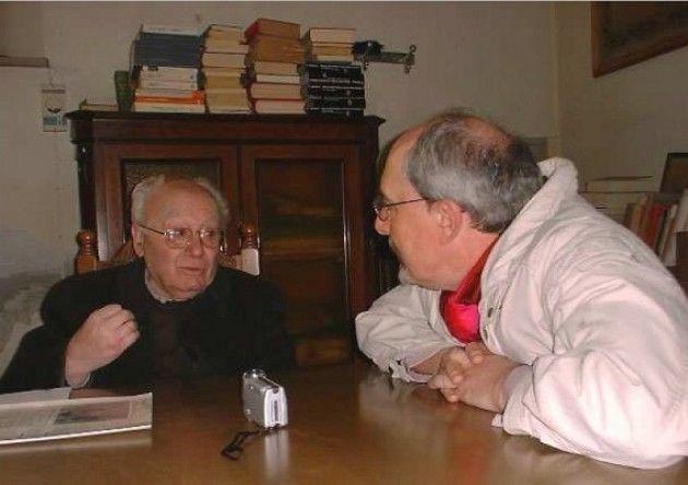 23 Aprile, 2005 Intervista a Franco Dolci nel 60° della Liberazione