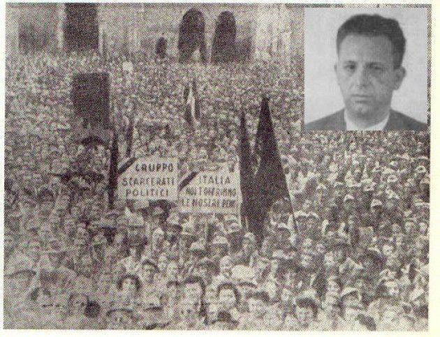 Il 1° maggio 1945 a Cremona. Piazza Duomo rosseggiava di bandiere