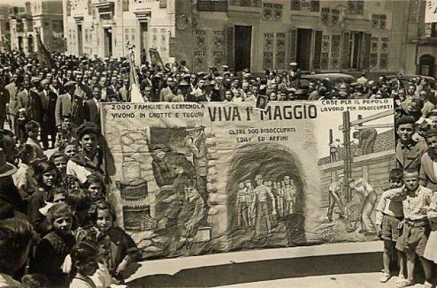 Breve storia del 1° maggio di Paolo Antonini