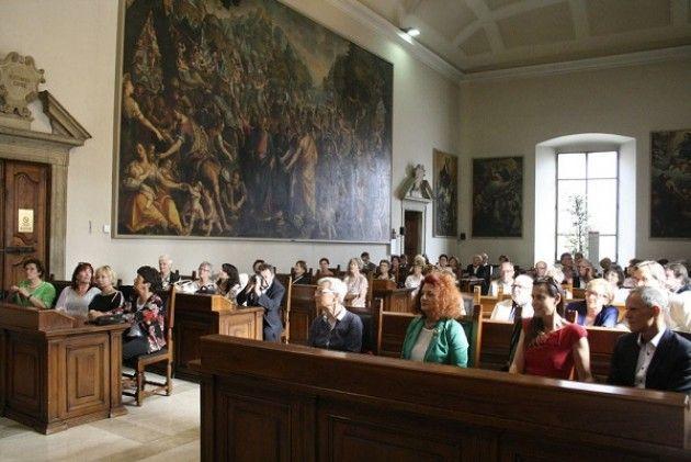Delegazione di Füssen a Cremona  'Lo scambio di cultura tra le nostre città vuol dire anche Europa'