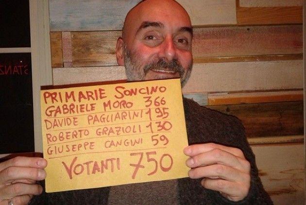 A Soncino voterò Gabriele Moro Sindaco  | Vittore Soldo
