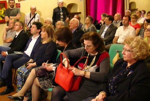 Inaugurata a Cremona la mostra 'Il mio Verdi, le 26 opere' di Virginio Lini (video)