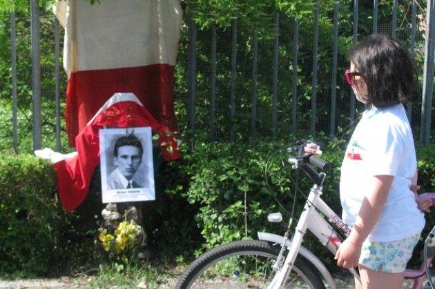Cremona . Bicincittà riaccede la memoria della liberazione