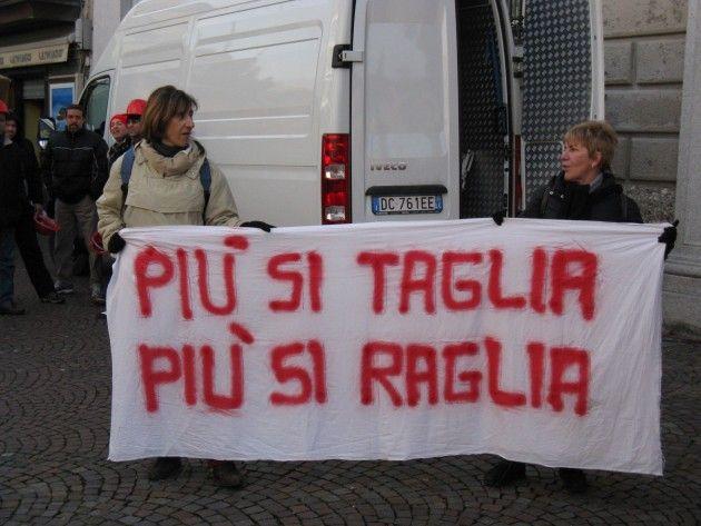 La scuola di Renzi non è 'Buona' ma 'Cattiva | Intervista a Laura Valenti (Cgil Cremona)