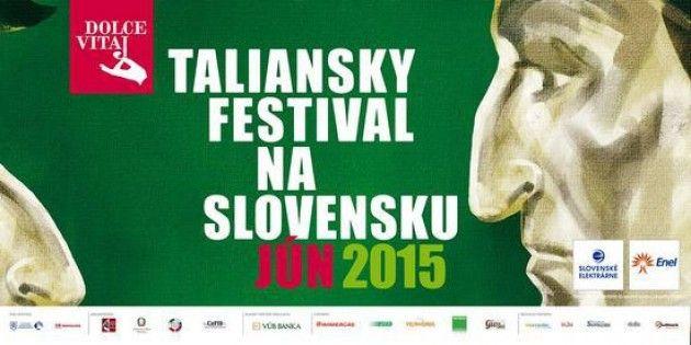 Slovacchia pronto al via il festival italiano Dolce Vitaj 2015