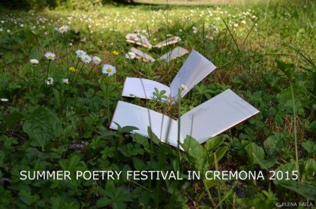 Summer Poetry Festival di Cremona, ecco il programma dettagliato degli eventi