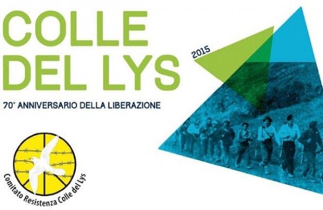 COLLE DEL LYS    4 - 5 luglio 2015 - 70° anniversario della Liberazione