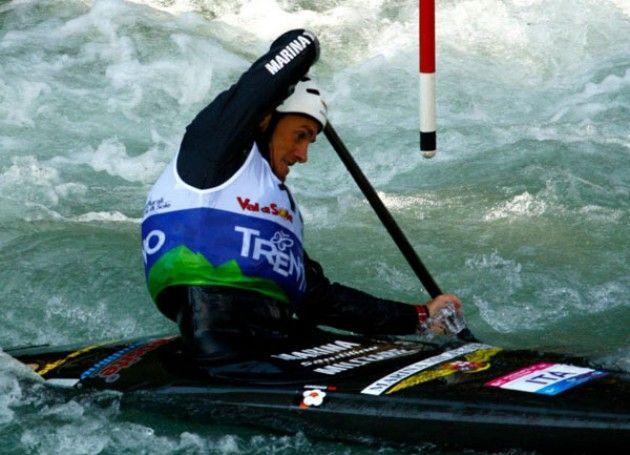 Mondiali di canoa all'Idroscalo di Milano