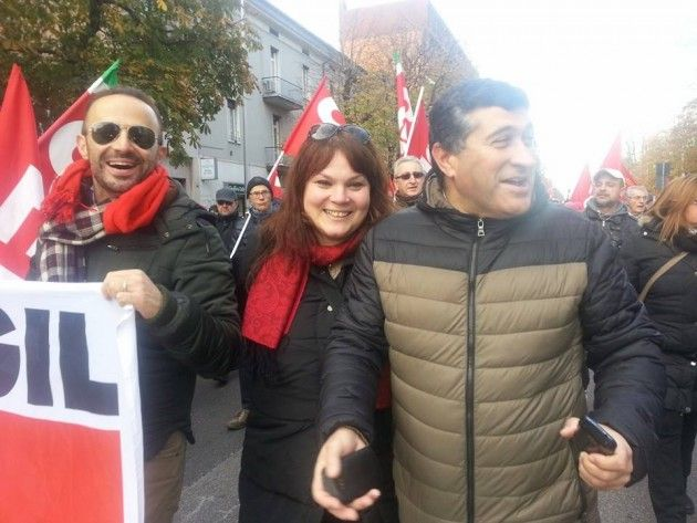 DDL Scuola: Libertà e diritti cancellati con un voto di fiducia L.Valenti (FLC CGIL Cremona)