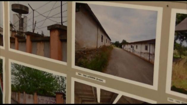 Inaugurata alla Festa Unità Cremona la mostra fotografica '1933 – 1945 LAGER EUROPA' (Video)