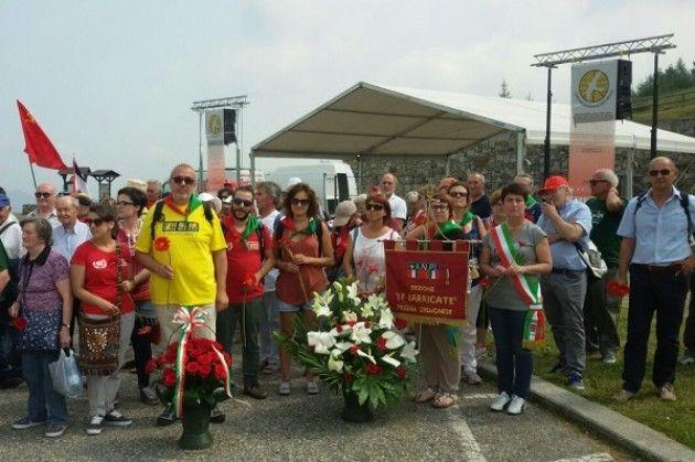 Con l'Anpi Cremonese al Colle del Lys | On.F.Bordo