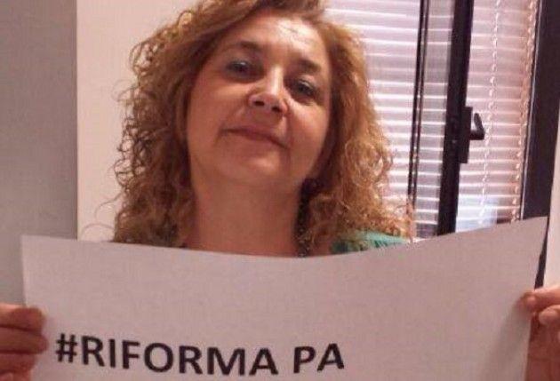Provincia di Cremona. A rischio gli stipendi dei dipendenti   Maria Teresa Perin (Cgil)