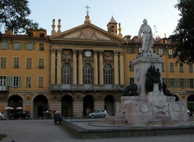Nizza ha celebrato l'anniversario della nascita di Giuseppe Garibaldi, eroe dei due mondi