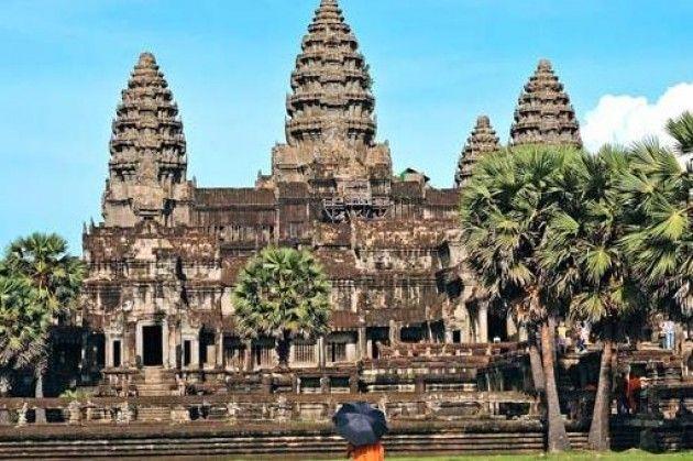 Presentato la settimana scorsa il disegno di un tempio cambogiano