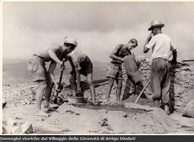 Genova Rivivono ' I villaggi della gioventù' del 1947 di Uisp