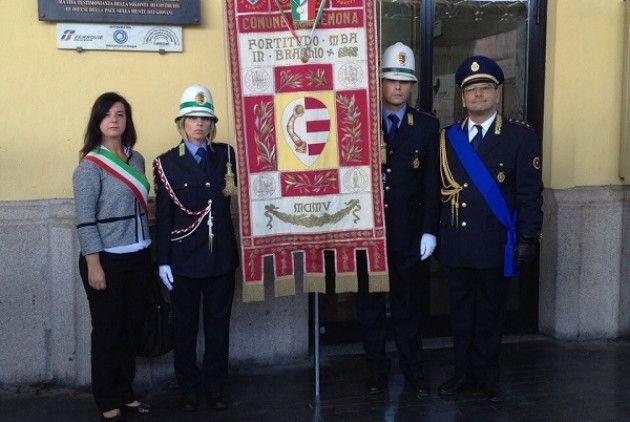 Il comune di Cremona a Bologna per 35° anniversario strage di Bologna del 2 agosto 1980