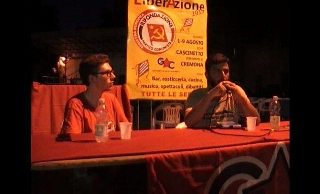 Kurdistan, sinistra e elezioni turche alla festa di Liberazione di Cremona (video)
