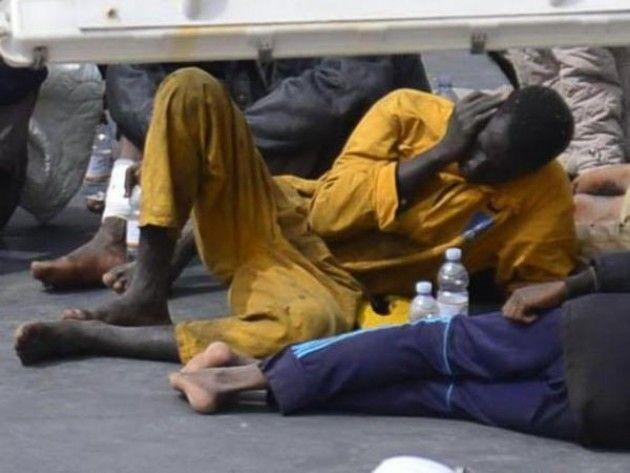Migranti 'Soluzione comune o l'Italia farà da sola' !