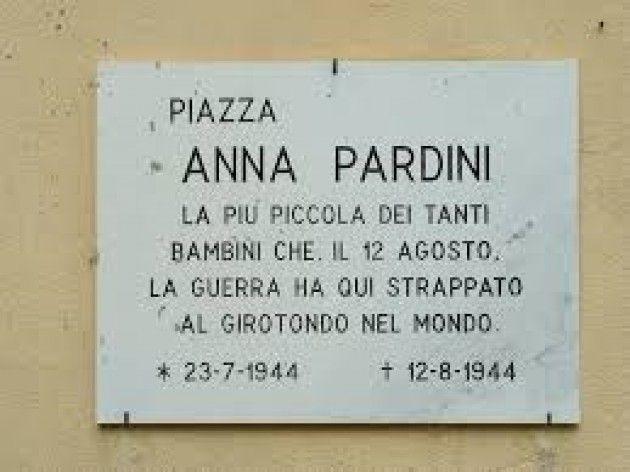 Una mattina d'agosto del '44 la strage di Sant'Anna di Stazzema Vittime 560 innocenti